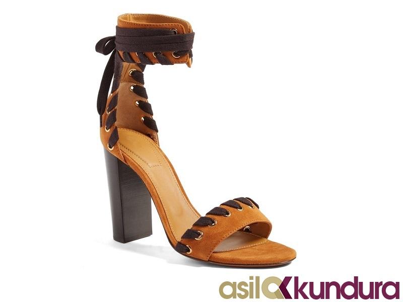 648e7bd61ac92 Wenesse Bayan Topuklu Ayakkabı Modeli - 1,266.95 TL + KDV