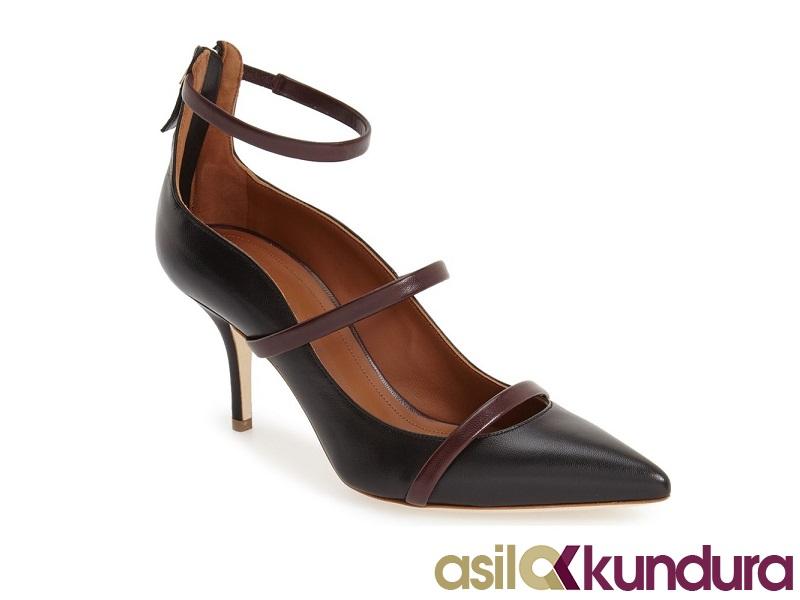 227bd04058cfa Lotta Topuklu Bantlı Bayan Ayakkabı Modeli - 1,266.95 TL + KDV